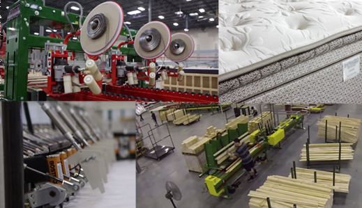 Bedding Manufacturing
